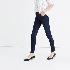 "Madewell 9"" High Riser Skinny Skinny Jeans 28"